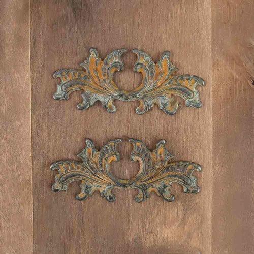 Prima - Metals for Wood Plaque 9