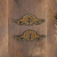 Prima - Metals for Wood Plaque 10