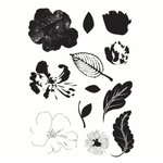 Prima - Ink N Layer Stamps - Fragrant Flora