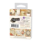 Prima - Vintage Emporium Collection - 3 x 4 Journaling Cards