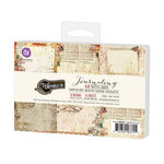 Prima - Vintage Emporium Collection - 4 x 6 Journaling Cards