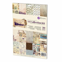 Prima - French Riviera Collection - A4 Collection Kit