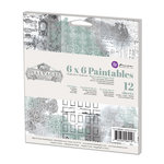 Prima - Salvage District Collection - 6 x 6 Paintable Pad