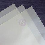 Prima - 8.5 x 11 Vellum Sheets - Silver - 10 Pack