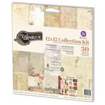 Prima - Vintage Emporium Collection - 12 x 12 Collection Kit