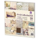 Prima - French Riviera Collection - 12 x 12 Collection Kit