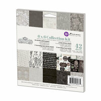 Prima - Salvage District Collection - 6 x 6 Collection Kit