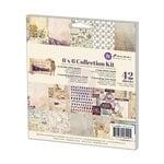 Prima - French Riviera Collection - 6 x 6 Collection Kit