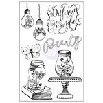 Prima - Salvage District Collection - Cling Mounted Stamps