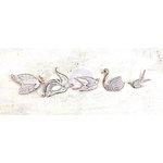 Prima - Metal Patina Trinkets - Birds