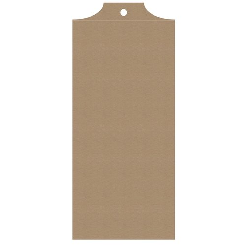 Prima - Chipboard Tags - Large
