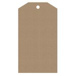Prima - Chipboard Tags - Small