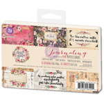 Prima - Rossibelle Collection - 4 x 6 Journaling Cards