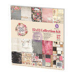Prima - Rossibelle Collection - 12 x 12 Collection Kit