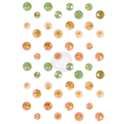Prima - Heaven Sent Collection - Say It In Crystals - Self Adhesive Jewels