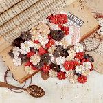 Prima - Vintage Emporium Collection - Flower Embellishments - Intermezzo