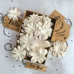 Prima - Flower Embellishments - Box - Documented Beauty