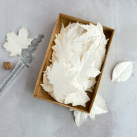 Prima - Flower Embellishments - Box - Crisp Foliage