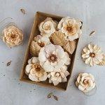 Prima - Flower Embellishments - Box - Sweet Vintage