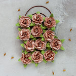 Prima - Flower Embellishments - Blush Gold