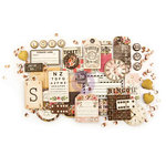 Prima - Rossibelle Collection - Chipboard Stickers and More
