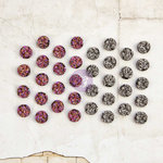 Prima - Rossibelle Collection - Druzy Stones