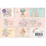 Prima - Heaven Sent Collection - 4 x 6 Journaling Cards