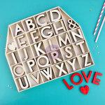 Prima - Wood Alphas - 2 Inches - Love
