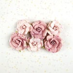 Prima - Heaven Sent Collection - Flower Embellishments - Emma