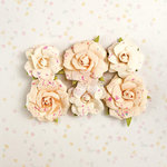 Prima - Heaven Sent Collection - Flower Embellishments - Harper