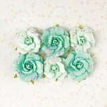 Prima - Heaven Sent Collection - Flower Embellishments - Amelia