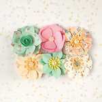 Prima - Heaven Sent Collection - Flower Embellishments - Chloe