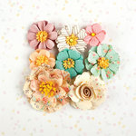 Prima - Heaven Sent Collection - Flower Embellishments - Mae