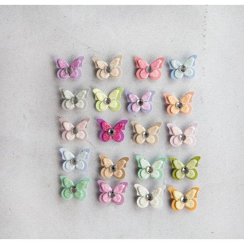 Prima - Butterfly Embellishments - Roxy