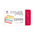 Prima - Color Philosophy - Stackable Magnetic Ink Pad - Fruit Punch