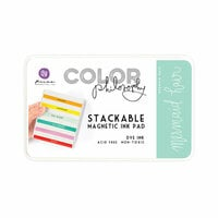Prima - Color Philosophy - Stackable Magnetic Ink Pad - Mermaid Hair