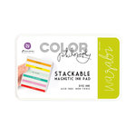 Prima - Color Philosophy - Stackable Magnetic Ink Pad - Wasabi