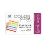 Prima - Color Philosophy - Stackable Magnetic Ink Pad - Brunch Sangria
