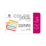 Prima - Color Philosophy - Stackable Magnetic Ink Pad - Hot Lips