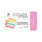 Prima - Color Philosophy - Stackable Magnetic Ink Pad - Frosting