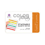 Prima - Color Philosophy - Stackable Magnetic Ink Pad - Burnt Sienna