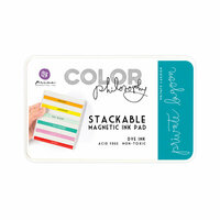 Prima - Color Philosophy - Stackable Magnetic Ink Pad - Private Lagoon