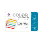 Prima - Color Philosophy - Stackable Magnetic Ink Pad - Atlas Blue