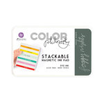 Prima - Color Philosophy - Stackable Magnetic Ink Pad - Foggy Nights