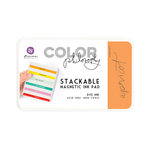 Prima - Color Philosophy - Stackable Magnetic Ink Pad - Apricot