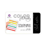 Prima - Color Philosophy - Stackable Magnetic Ink Pad - Chat Noir