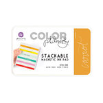 Prima - Color Philosophy - Stackable Magnetic Ink Pad - Carrot