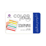 Prima - Color Philosophy - Stackable Magnetic Ink Pad - Electric Purple