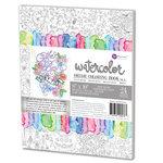 Prima - Watercolor Decor Coloring Book - Volume 4