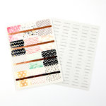 Prima - Love Faith Scrap Collection - Divider Tabs